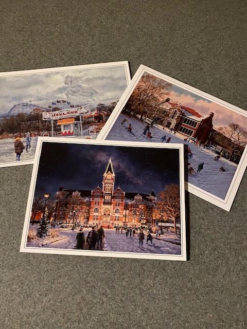 Hugh Greer Holiday Cards Variety Pack